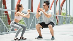 5 bài tập chân giúp khắc phục tình trạng chân vòng kiềng